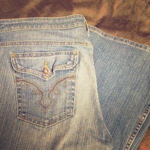 Lei Ashley lowrise jeans